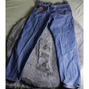 Wrangler Flame Resistance denim jeans 35x32